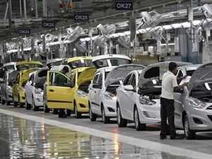 Auto exports