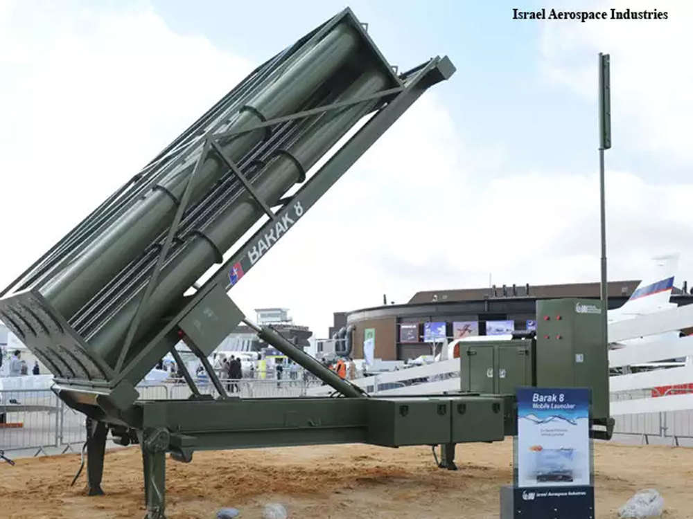 Barak-8 missile: A strategically vital and lethal weapon