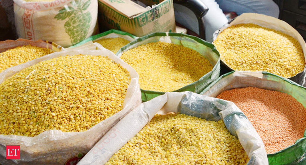 Centre asks states to lift pulses from buffer stock to cool rising prices