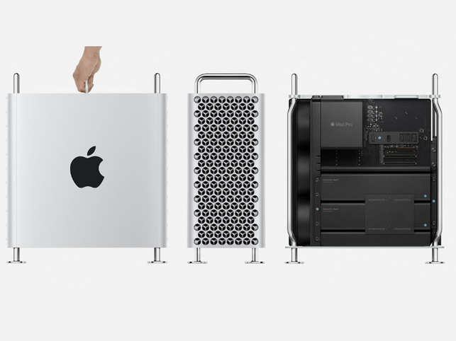 For some professional users, the cost of Apple's new computer is just part of doing business.