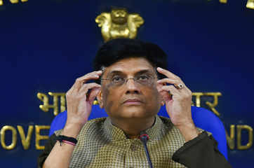 No decline in exports under GSP tariffs after benefits withdrawn: Piyush Goyal