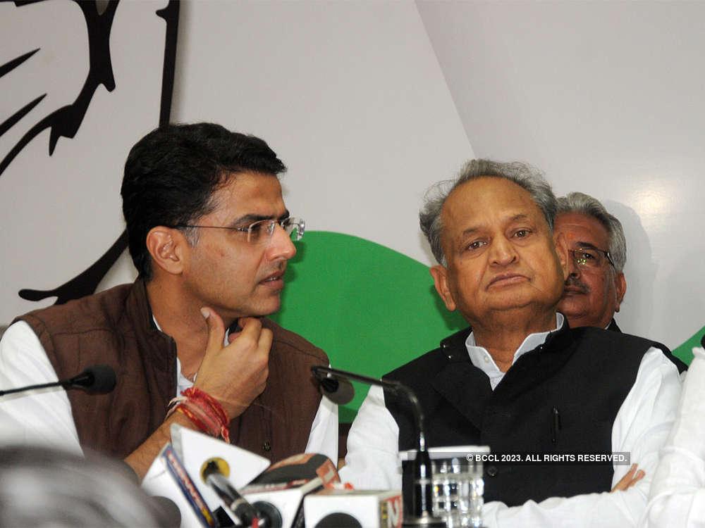 Citizenship Amendment Bill: Rajasthan CM Ashok Gehlot, Deputy CM Sachin Pilot protest