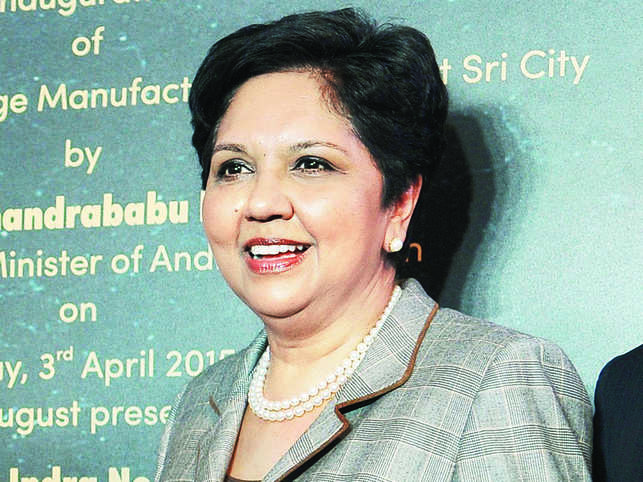 Indra Nooyi focussed on King's 1967 speech 'What is your life's blueprint'.