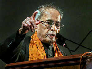 Economic slowdown: Not worried over slow rate of GDP growth, says Ex-President Mukherjee