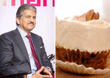 Anand Mahindra: Fresh Apple With Buttercream