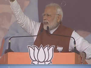 PM Modi accuses congress of misleading country on CAB