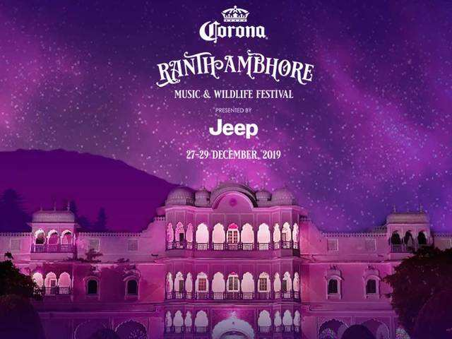 Groove and refresh your senses at the Ranthambhore Music and Wildlife Festival