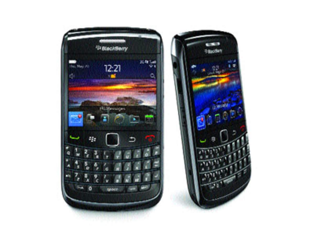 ET Review: BlackBerry Bold 9780 - The Economic Times