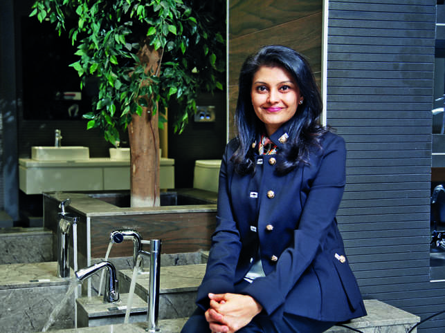 Minal Somany reveals how she plans to strengthen the roots of brand Somany.