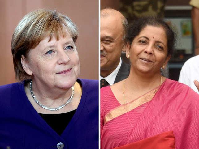 Angela Merkel tops Forbes most-powerful women list, again; FM Nirmala Sitharaman stands at 34th spot