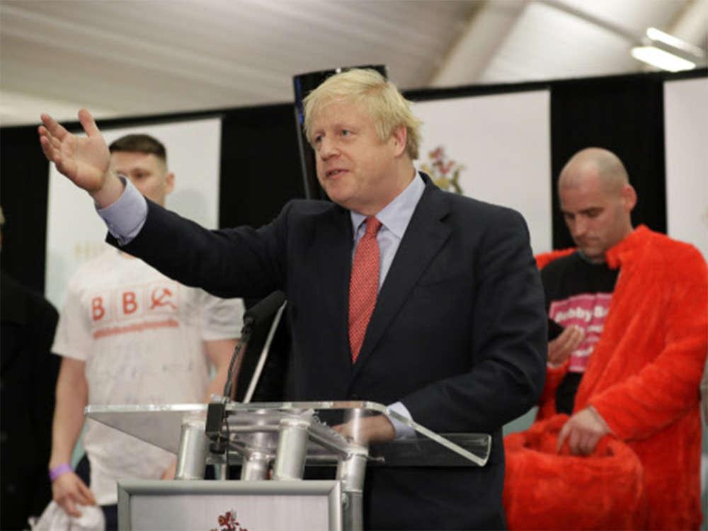 Boris Johnson wins UK's Brexit election, hails 'powerful mandate'