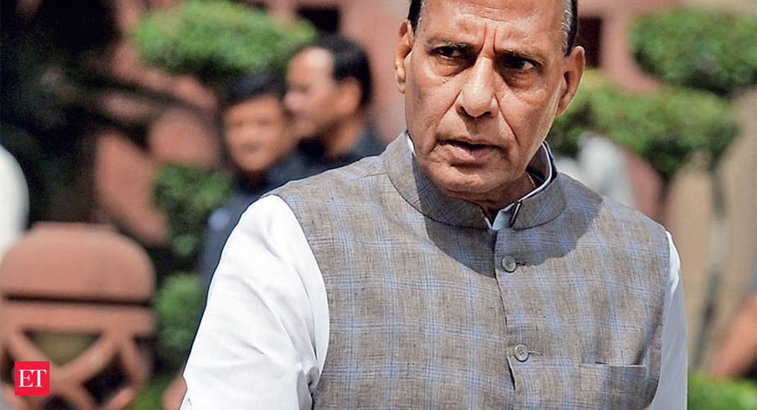 Rahul Gandhi rape remarks: Rajnath says such members have no moral right to be in LS