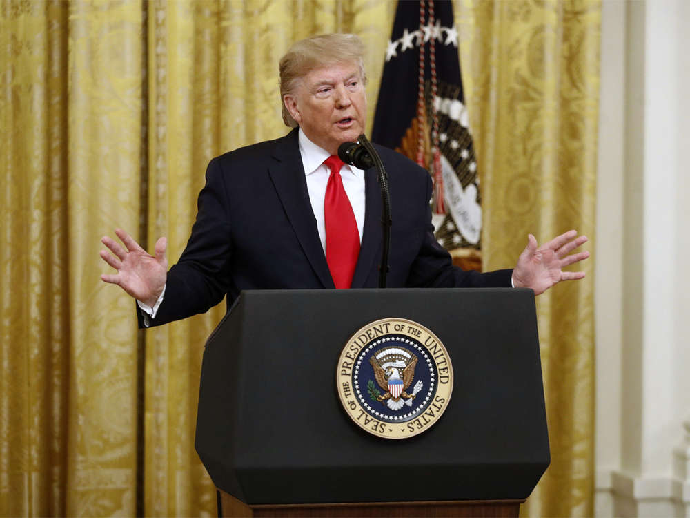 Impeachment charges head to House; Trump cries anew: 'Hoax'