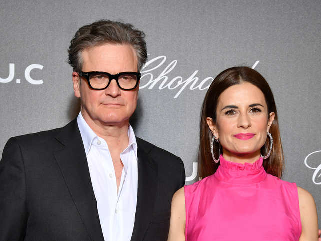 Colin and Livia Firth​ had separated between 2015 and 2016, but reunited shortly.