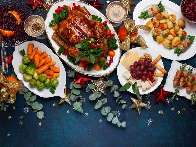 Celebrating Christmas the Hindustani way.