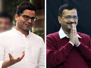 Arvind Kejriwal ropes in Prashant Kishor for Delhi Assembly elections