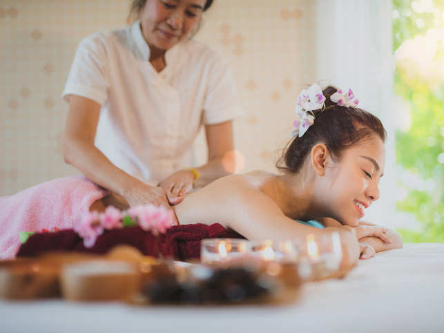 Originating in India and practiced in Thailand for centuries, the massage was popularized when a specialty school opened in the 1960s to train massage therapists from around the world.