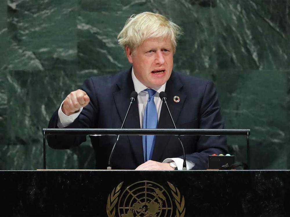 Boris Johnson heads north to celebrate crushing election win