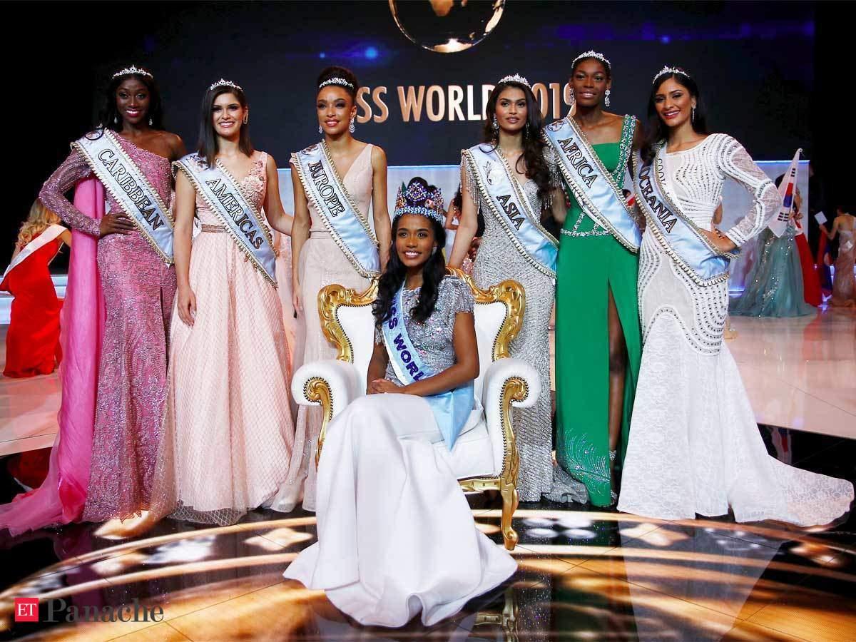 Suman Rao Toni Ann Singh Of Jamaica Crowned Miss World Suman Rao Second Runner Up