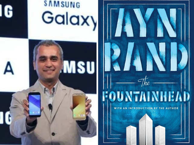 'Fountainhead', by Ayn Rand remains Asim Warsi's all-time favourite read; says the book is intense.