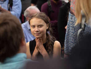 Days after TIME's honour, Hulu announces documentary detailing Greta Thunberg's life