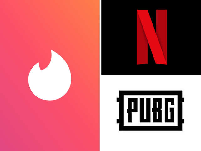 Tinder, Netflix & PUBG become hot favourite of users in 2019, top Annie's 2019 ranking.