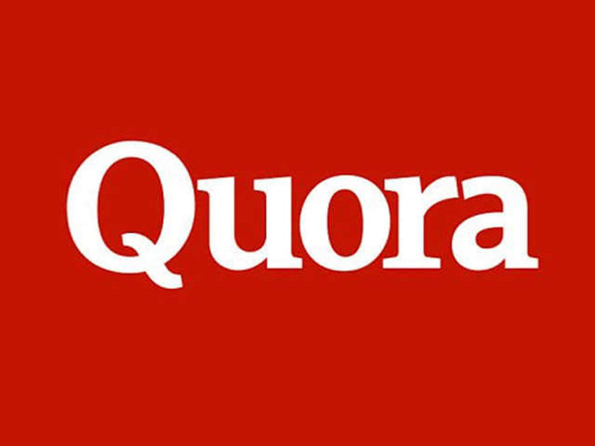 Quora Latest News Videos Photos About Quora The Economic Times