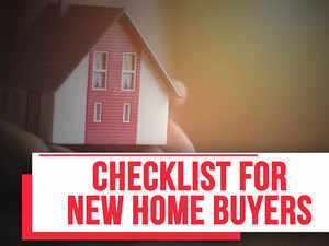 New real estate projects: A checklist for home buyers