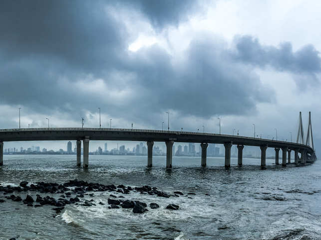 As climate change tightens its hold over the planet, rising water levels are a major concern. These six cities are at most risk.(In Pic: Mumbai)