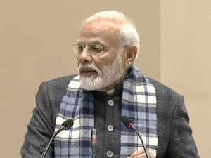 We stabilized economy which was heading towards disaster: PM Modi