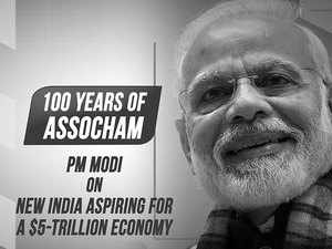 PM Modi at 100 years of ASSOCHAM meet: We are agents of bright future for 130 cr Indians