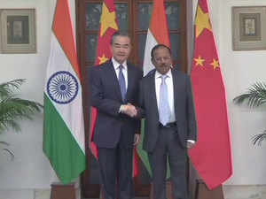 NSA Doval meets Chinese Foreign Minister over 'India-China boundary talks'