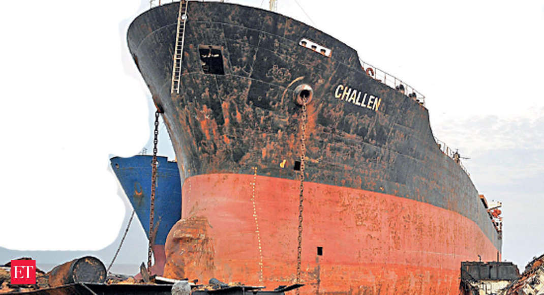 Can a new ship-recycling law help India regain its status as the world's top dismantler of vessels?