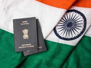 indian passport citizenship thinkstock