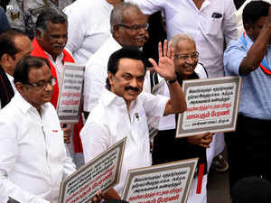 Anti-CAA protests in TN: MK Stalin, others booked