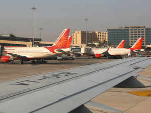Air India debt.