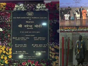 Watch: PM Modi unveils 25-ft statue of former PM Atal Bihari Vajpayee