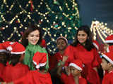 Nita Ambani, Isha turn Santa for 4000 underprivileged kids, unveil JioWonderland in Mumbai