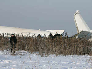 Kazakhstan: Plane with 100 on board crashes, 9 reported dead