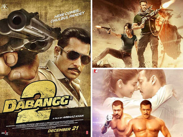 We are looking back at some of the highest-grossing films by Salman Khan that changed the course of cinema in this decade.