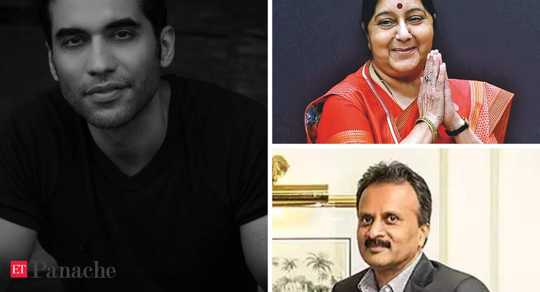 Celeb Deaths Of 2019 India Lost Sushma Jaitley Kushal Punjabi Ccd Boss The Final Goodbye The Economic Times