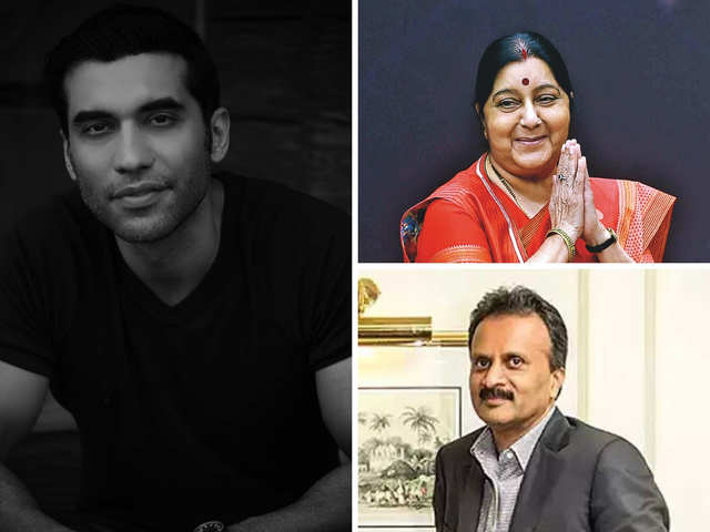 Celeb Deaths Of 2019: India Lost Sushma-Jaitley, Kushal Punjabi, CCD Boss -  The Final Goodbye | The Economic Times