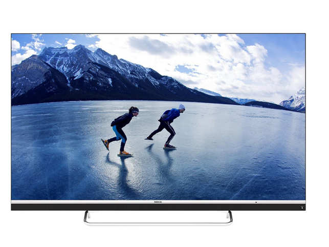 The TV also boasts of Dolby Vision, Dolby Audio and DTS TruSurround sound with a 24 watt built-in speaker tuned by JBL, the American audio equipment maker.