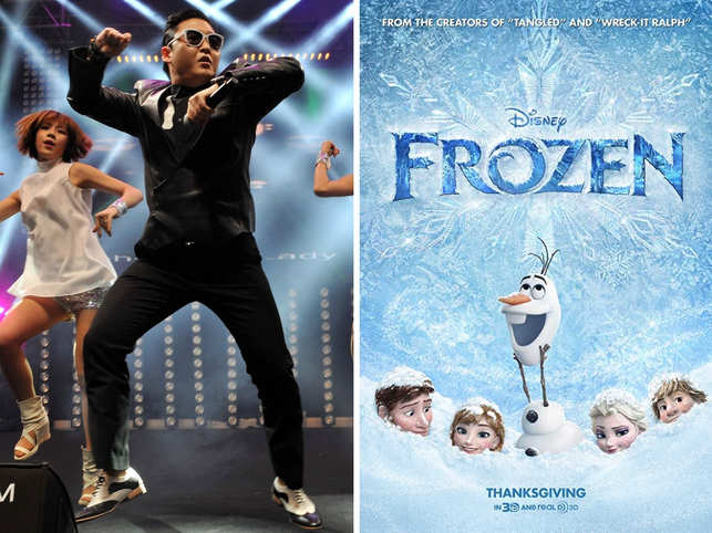 2010s round-up: 'Gangnam Style', 'Despacito', 'Frozen'; music & films that made the decade memorable