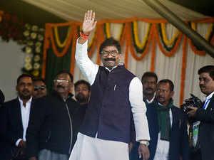 Hemant Soren sworn in as 11th CM of Jharkhand