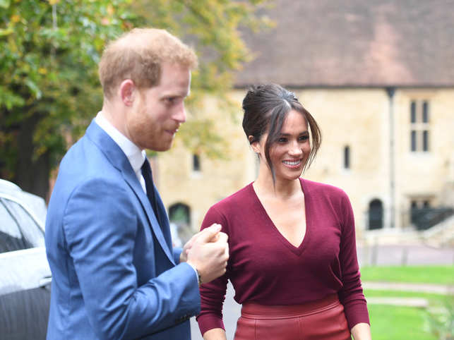 The fringe benefits of fame are also what presumably prompted the commercially savvy Duke and Duchess of Sussex to submit documents earlier this month to UK's intellectual property office to trademark their 'Sussex Royal' label, for a range of items under the broad rubrics of clothing and 'printed matter'.
