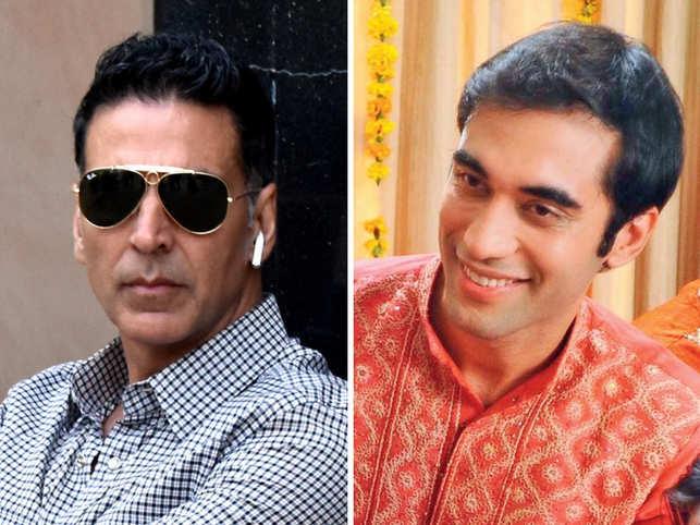 Akshay Kumar and Kushal Punjabi had worked together in the 2003 movie 'Andaaz'.
