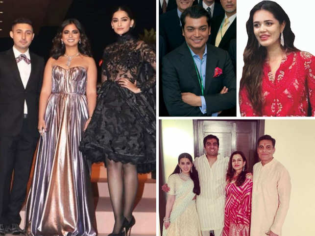 From Sonam-Isha's display of 'girl power' to Rewant Ruia's sangeet; a weekly round-up of whispers and murmurs in the corporate world.