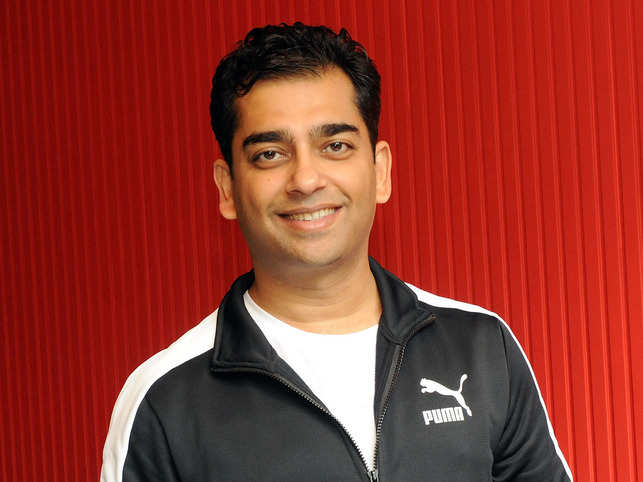 Hospitalised four times in the year, 2019 was a wake-up call for Abhishek Ganguly, MD, Puma India.