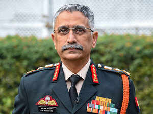 All three services ready to defend India's borders: New Army chief Naravane